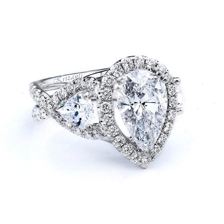 18KTW ENGAGEMENT RING 1.50CT