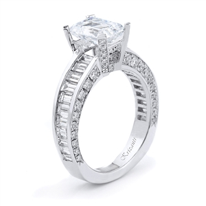 18KTW ENGAGEMENT RING DIAMOND 1.90CT