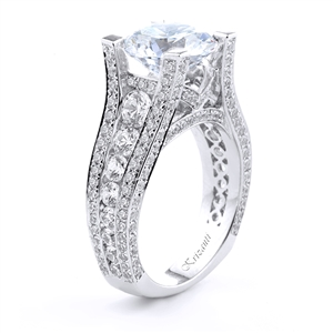 18KT.W ENGAGEMENT RING 2.24CT