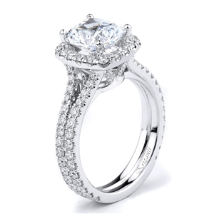 18KTW ENGAGEMENT RING 1.20CT