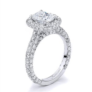 18KTW ENGAGEMENT RING 2.15CT
