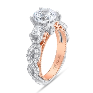 KRIZANTI 18K WHITE ENGAGEMENT 0.99ct
