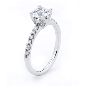 18KTW ENGAGEMENT 0.25CT