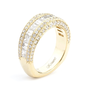 KRIZANTI 18K.YELLOW 2.76ct