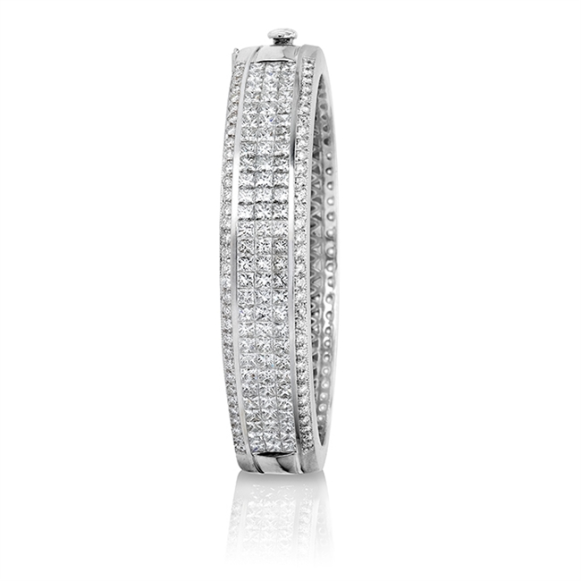 18KTW BANGLE DIAMOND 11.00CT